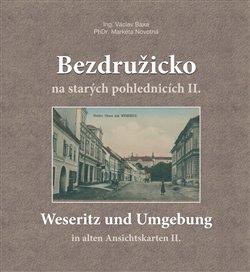 Obálka titulu Bezdružicko na starých pohlednicích II.