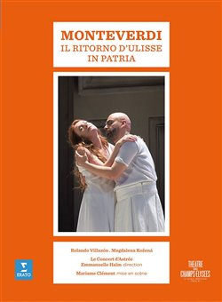 Obálka titulu Monteverdi: Il ritorno di Ulisse in patria