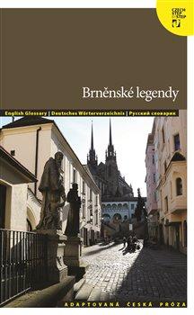 Obálka titulu Brněnské legendy