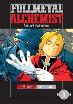 Obálka titulu Fullmetal Alchemist - Ocelový alchymista 1