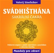 Svádhišthána - Sakrální čakra