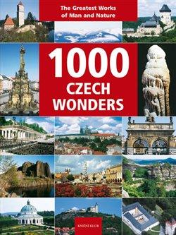 Obálka titulu 1000 Czech Wonders