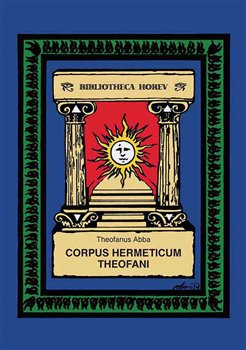 Obálka titulu Corpus Hermeticum Theofani