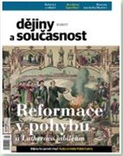 Obálka titulu Dějiny a součastnost 9/2017