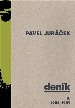 Obálka titulu Deník II. 1956 - 1959