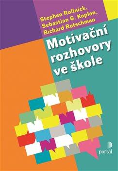 Obálka titulu Motivační rozhovory ve škole