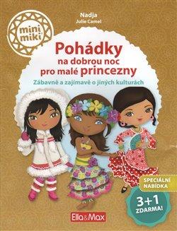 Obálka titulu Pohádky na dobrou noc pro malé princezny