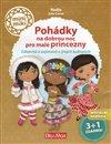 Obálka knihy Pohádky na dobrou noc pro malé princezny