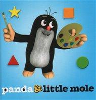 Panda a Little Mole