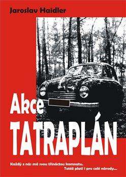 Obálka titulu Akce Tatraplán