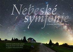 Obálka titulu Nebeské symfonie