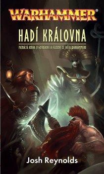 Obálka titulu Warhammer: Hadí královna