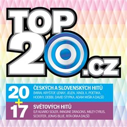 Obálka titulu Top 20 cz 2017/2