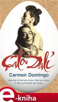 Obálka titulu Gala Dalí