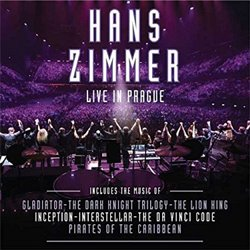 Obálka titulu Live In Prague