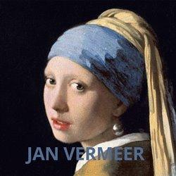 Obálka titulu Jan Vermeer