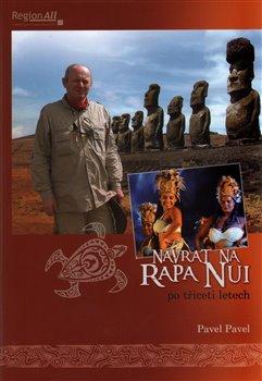 Obálka titulu Návrat na Rapa Nui po třiceti letech