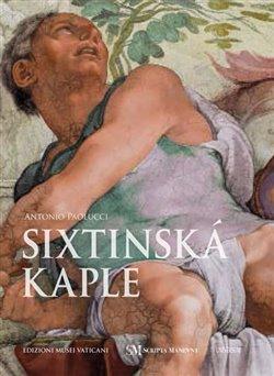 Obálka titulu Sixtinská kaple