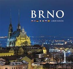 Obálka titulu Brno