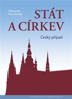 Obálka titulu Stát a církev