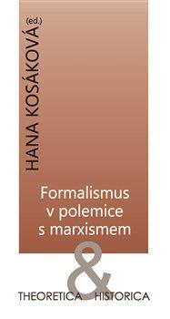 Obálka titulu Formalismus v polemice s marxismem