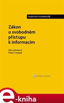 Obálka titulu Zákon o svobodném přístupu k informacím