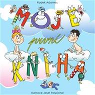 Moje první kniha