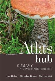 Atlas hub Šumavy a Novohradských hor