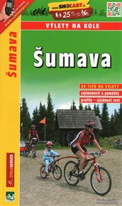 Šumava - výlety na kole