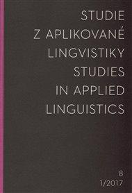 Studie z aplikované lingvistiky 1/2017