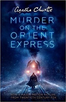 Obálka titulu Murder on the Orient Express