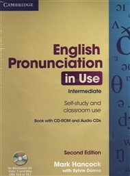 English Pronunciation in Use Intermediate with Answers, Audio Cds 4 and Cd-rom