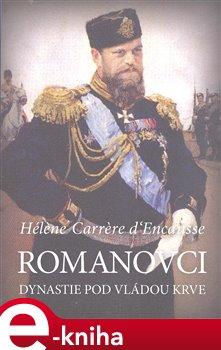 Obálka titulu Romanovci