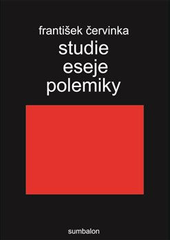 Obálka titulu Studie eseje polemiky