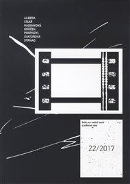 Sešit pro umění, teorii a příbuzné zóny č.22/2017