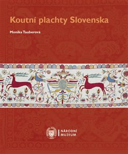 Obálka titulu Koutní plachty Slovenska