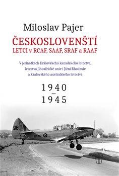 Obálka titulu Českoslovenští letci v RAF 2