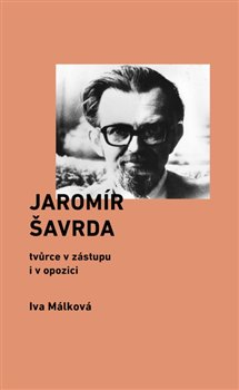 Obálka titulu Jaromír Šavrda