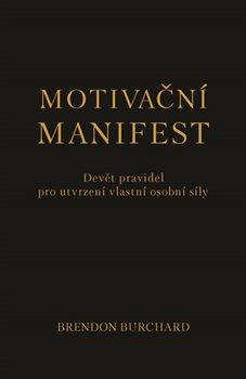Obálka titulu Motivační manifest