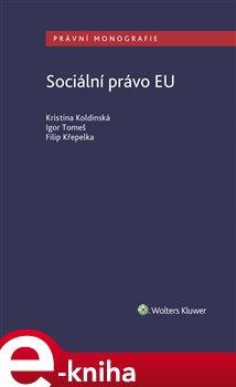 Obálka titulu Sociální právo EU