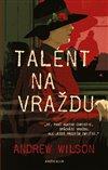 Obálka knihy Talent na vraždu