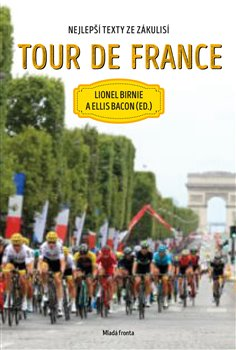 Obálka titulu Tour de France