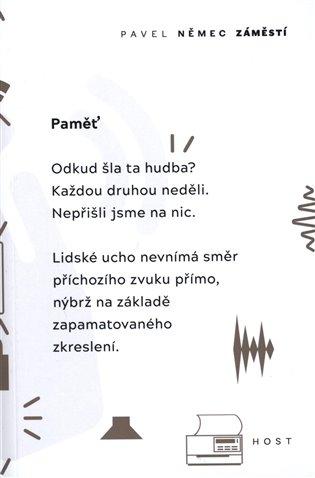 Záměstí - Pavel Němec | Booksquad.ink