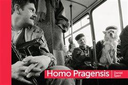 Obálka titulu Homo Pragensis
