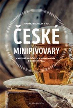 Obálka titulu České minipivovary