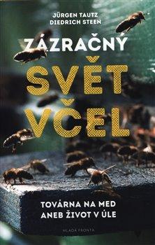 Obálka titulu Zázračný svět včel