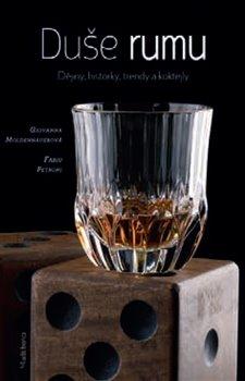 Obálka titulu Duše rumu