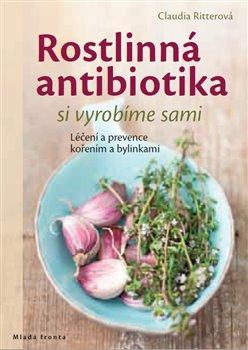 Obálka titulu Rostlinná antibiotika