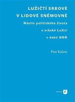 Obálka titulu Lužičtí Srbové v lidové sněmovně