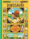 Obálka knihy Život na Zemi - Dinosauři